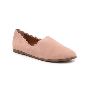 Lucky Brand Cloeey Flat in Light Pink (NIB!)